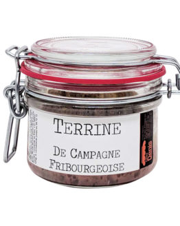 Chez Denis Terrine de Campagne Fribourgeoise