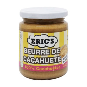 Eric's Peanuts Butter 100%