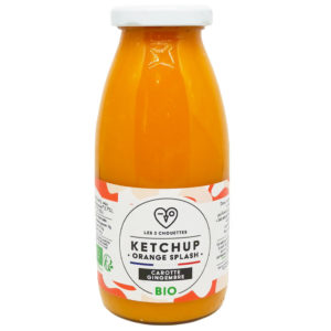 Les 3 Chouettes Ketchup Orange Splash