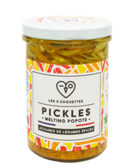 Les 3 Chouettes Pickles Melting Popote