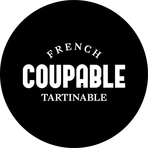 Coupable French Tartinable Logo